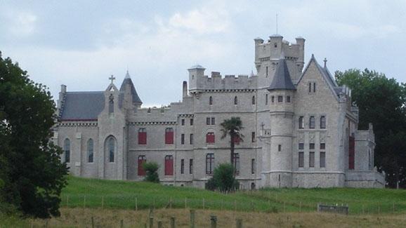 Le Chateau d'Abbadie