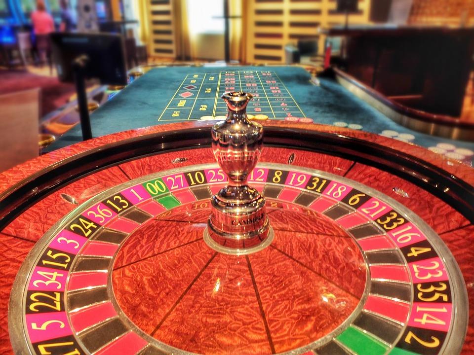 Le casino d'Hendaye