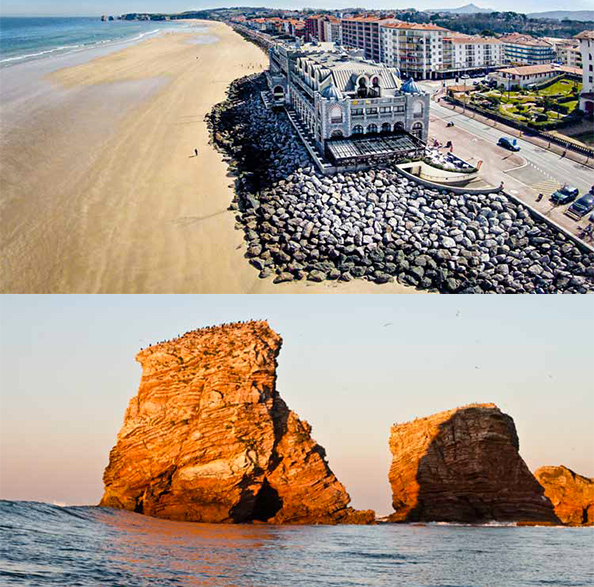 Echappée sur la côte basque : Quel camping choisir à Hendaye ?
