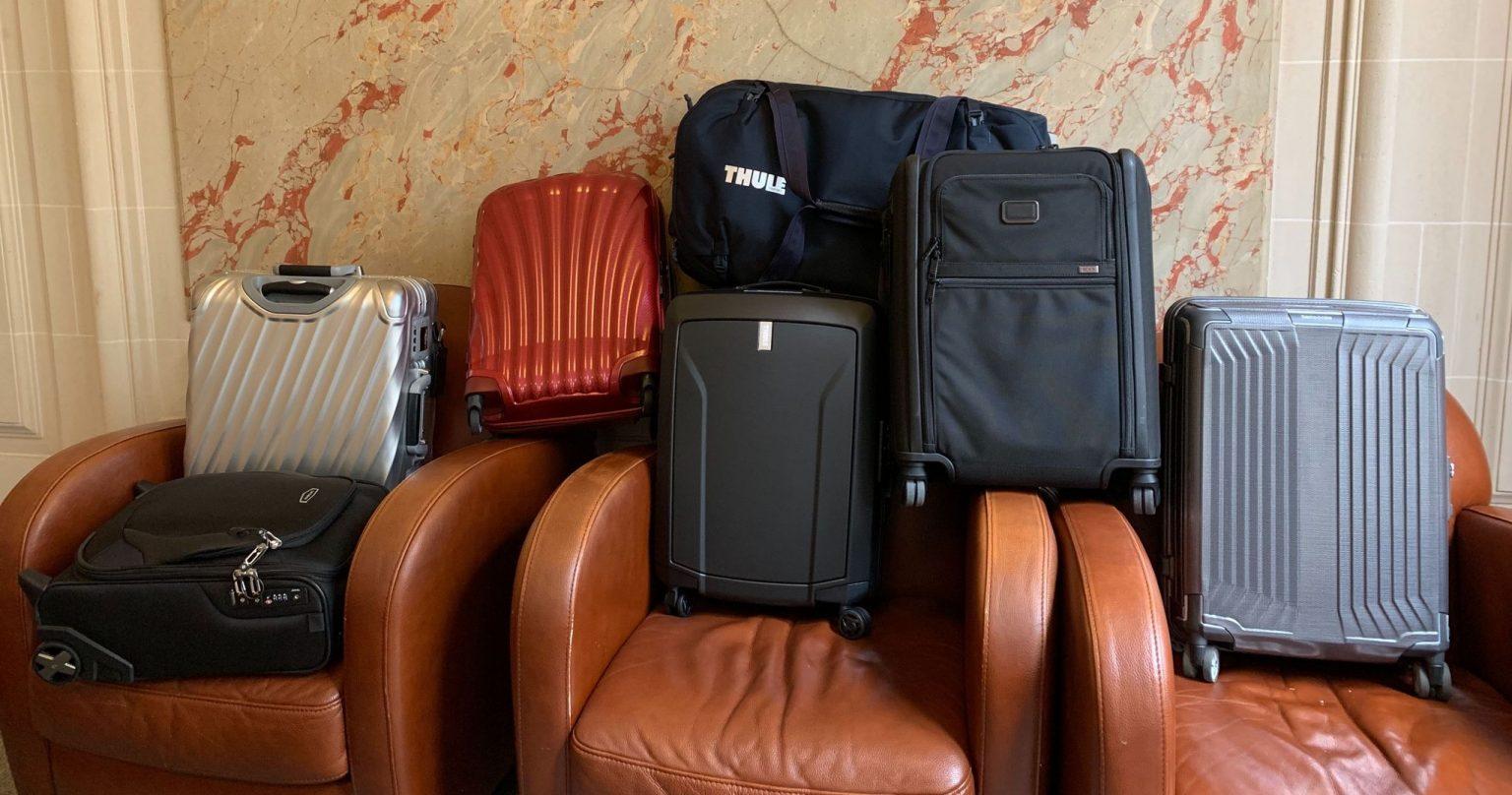 Pourquoi devriez-vous acheter une valise rigide ?