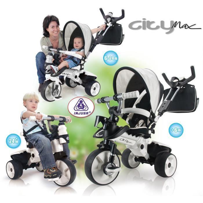 Les bonnes raisons d'offrir un tricycle évolutif à votre enfant