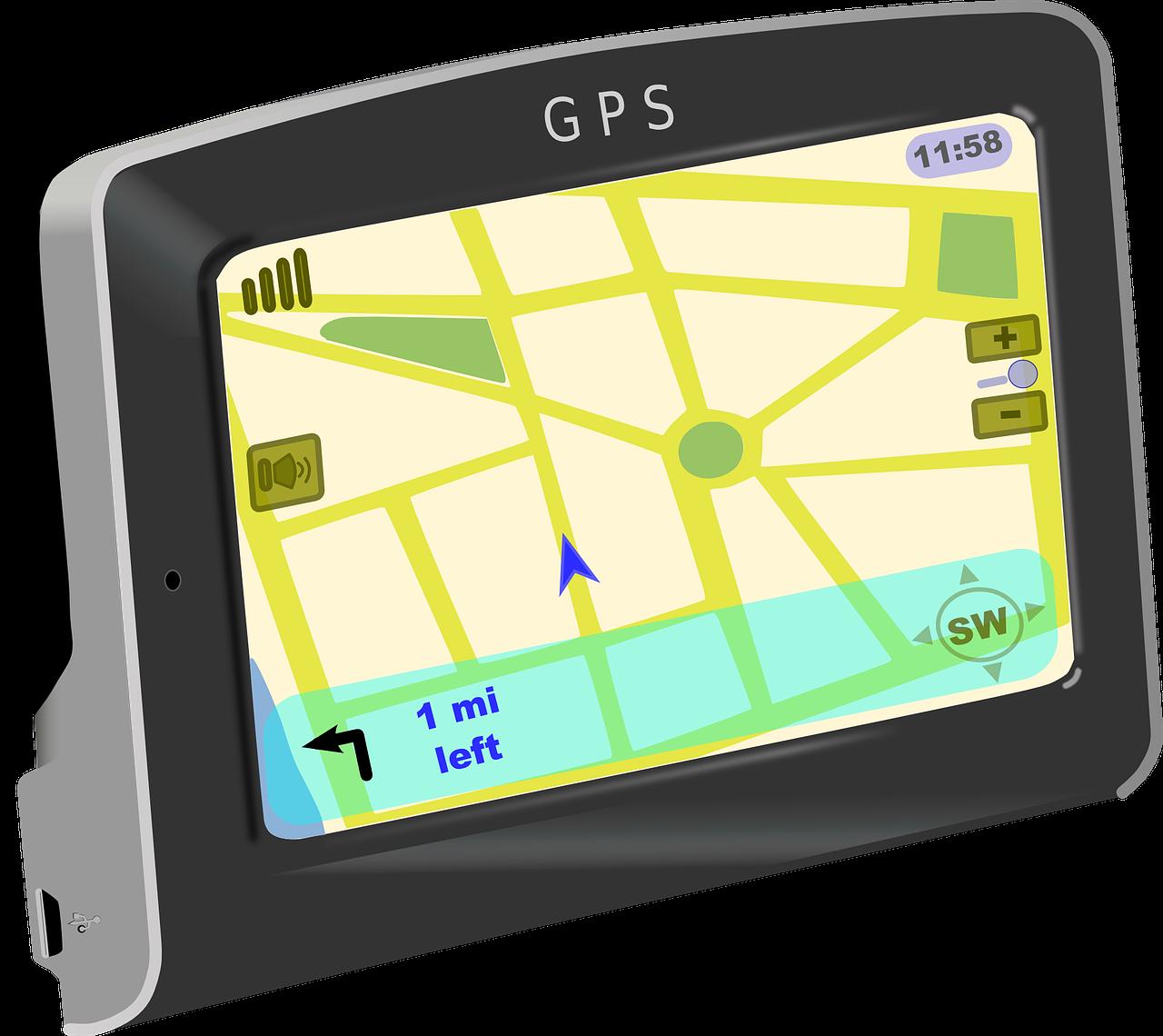 Les différentes fonctionnalités d'un GPS camping-car